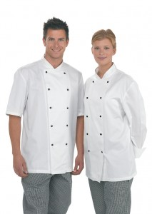 Denny chef jkts workwear